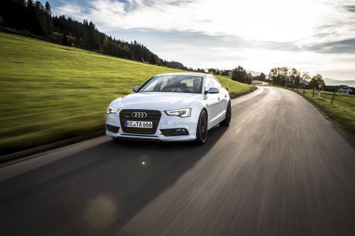 ABT 2012 Audi A5 Sportback - стильный, спортивный и быстрый