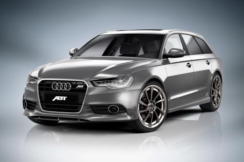 ABT 2012 Audi AS6 Avant - спортивный Touring car