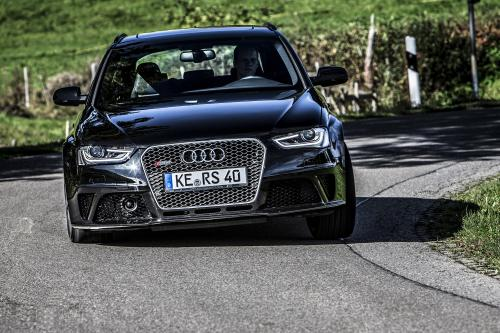 ABT 2012 Audi RS4 - 450HP