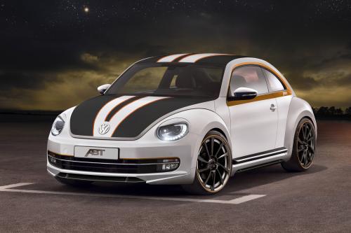 ABT 2012 Volkswagen Beetle - стиль и мощность
