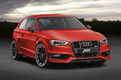 ABT 2013 Audi AS3 - красивый задний тоже удачи