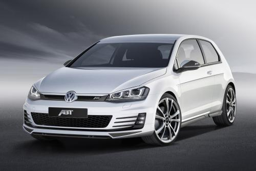 ABT 2013 Volkswagen Golf VII GTD - 210HP и 430Nm