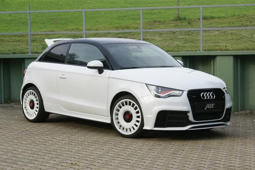 ABT Audi A1 Quattro - власть и контроль