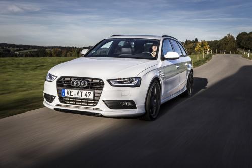 ABT Audi AS4 Avant 3.0 TFSI - 380HP и 500Nm
