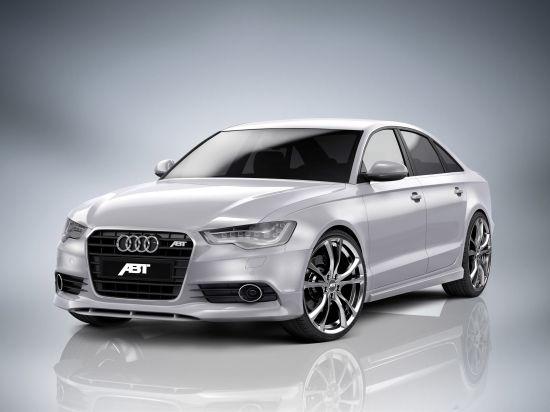 ABT Audi AS6 at SEMA