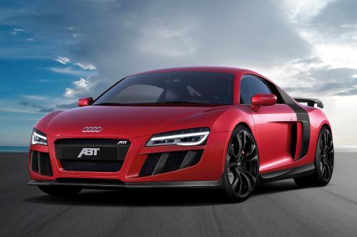 ABT Audi R8 V10 - 600HP и 550нм