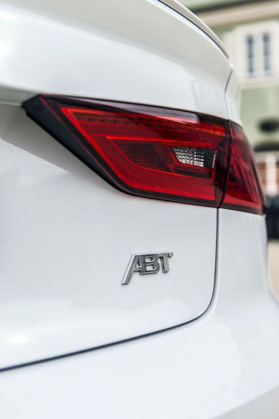 ABT Audi S3 Saloon