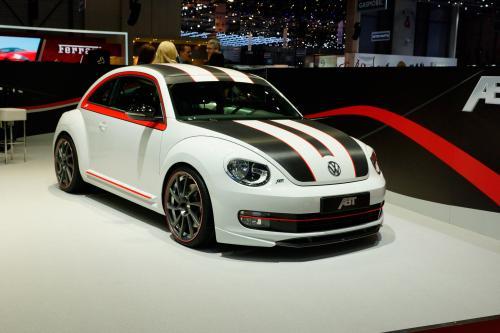 2012 Geneva Motor Show: ABT Volkswagen Beetle