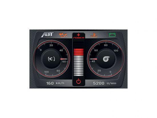 ABT Performance Cockpit ZENEC-Naviceiver