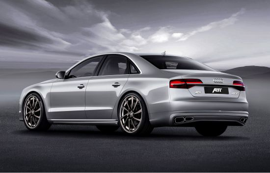 ABT Sportsline Audi A8