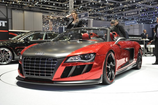 ABT Sportsline Audi R8 GTS Geneva