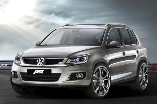 ABT Volkswagen Tiguan - 260HP