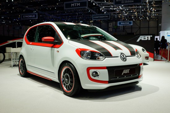 ABT VW up! Geneva