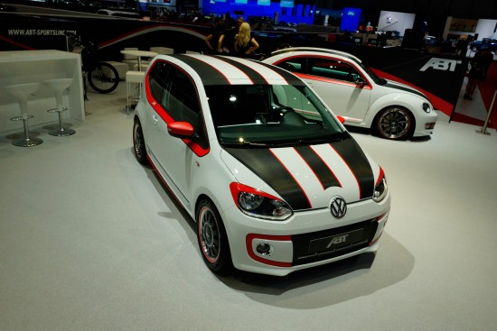 ABT VW up! Geneva