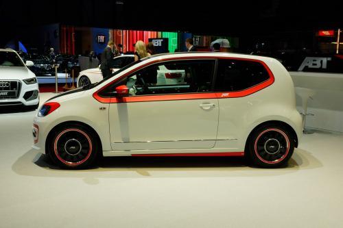 ABT Volkswagen up! Geneva 2012, 1 of 4