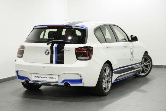 Abu Dhabi BMW 1-Series M135i