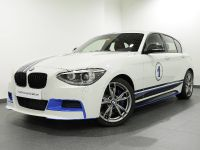 Abu Dhabi BMW 1-Series M135i, 7 of 11