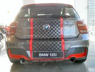 Abu Dhabi BMW 135i M Performance Special Edition, 4 of 18