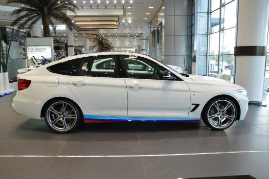 Abu Dhabi BMW 3-Series GT M Performance