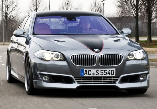 AC Schnitzer  BMW 550i