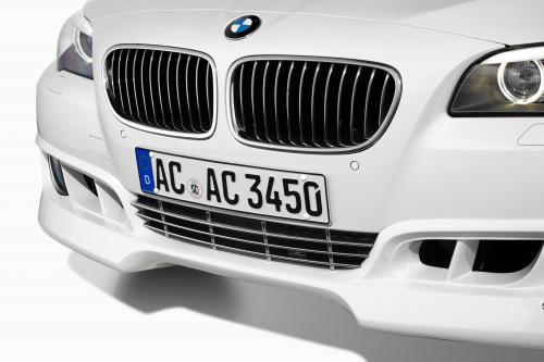 AC Schnitzer-релизов программы для BMW 5-series седан (F10) - фотография ac