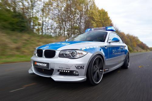 AC Schnitzer представлена ACS1 2.3 d Coupe автомобиль полиции