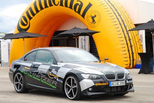 BMW 335d изысканный AC Schnitzer-это самый быстрый в мире автомобиль с дизельным двигателем