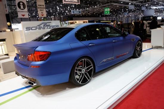 AC Schnitzer BMW ACS3 Geneva