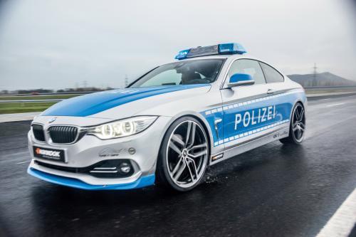 АС Шнитцер ACS4 БМВ купе 2.8 в концепции полицейских автомобилей