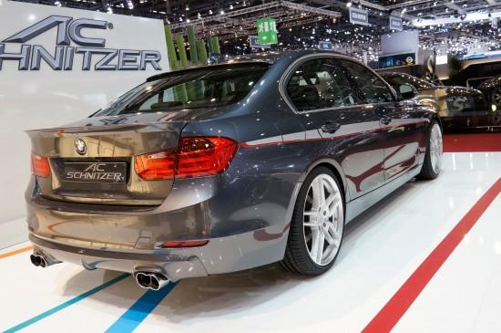 AC Schnitzer BMW ACS5 Geneva
