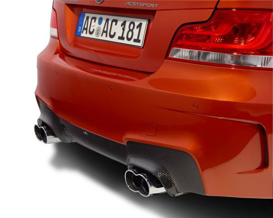 AC Schnitzer BMW 1-series M Coupe