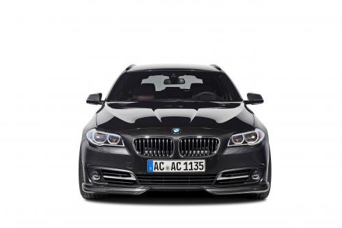 АС Шнитцер BMW 5 серии туринг ЛКИ Эссене дебютирует на мотор-шоу