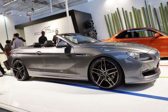 AC Schnitzer BMW 6 Series Convertible Frankfurt