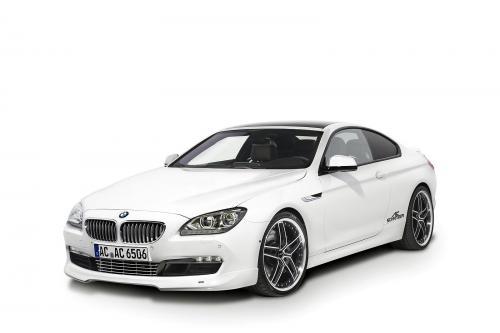 AC Schnitzer BMW 6-Series Coupe F12 [видео] - фотография ac