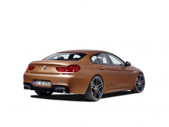 AC Schnitzer BMW 6-Series Gran Coupe Copper Edition