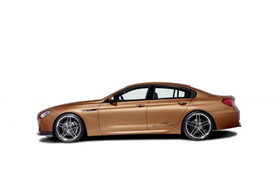 AC Schnitzer BMW 6-Series Gran Coupe Copper Edition