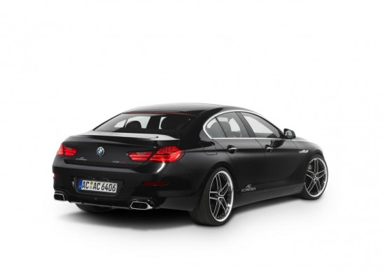 AC Schnitzer BMW 6-Series Gran Coupe