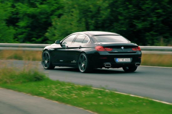 AC Schnitzer BMW 6-Series Gran Coupe