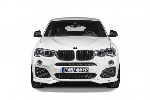 АС Шнитцер представлена на BMW х4 в невероятно спортивная версия
