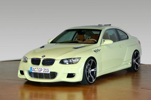 АС Шнитцер ГП 3.10 основанный на BMW Е92 335i - выставлен на продажу