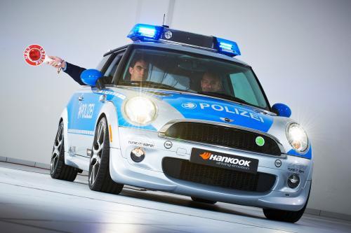 AC Schnitzer MINI E полиции - фотография ac
