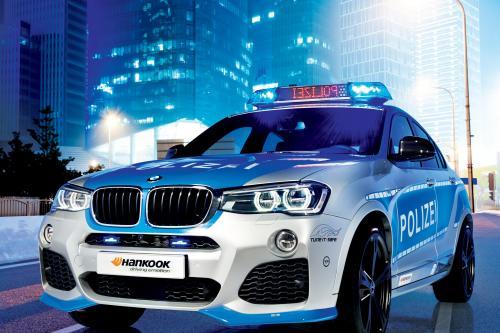 АС Schnitzer настоящий полицейский БМВ - фотография ac