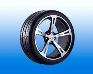 AC Schnitzer Type V Forged Alloy Rims, 1 of 6