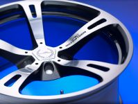 AC Schnitzer Type V Forged Alloy Rims, 3 of 6