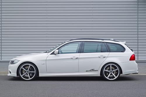 Ac Schnitzer Presents New Components And More Power For The 3 Series