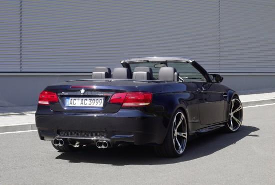 AC Schnitzer BMW M3 Cabrio