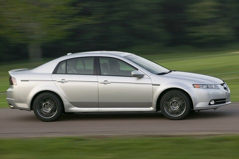 Acura Announces April Sales Results