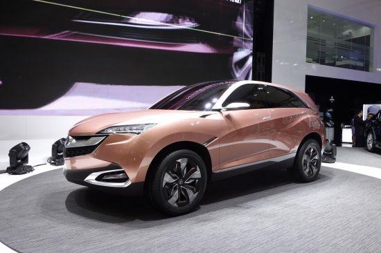Acura Concept SUV-X Shanghai