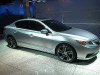 thumbnail image of Acura ILX Concept Detroit 2012
