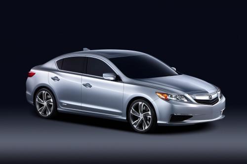 Acura представила три новых транспортных средства: Acura ILX Concept, 2013 Acura RDX и Acura NSX Concept